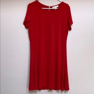 Michael Kors Red Dress size Large